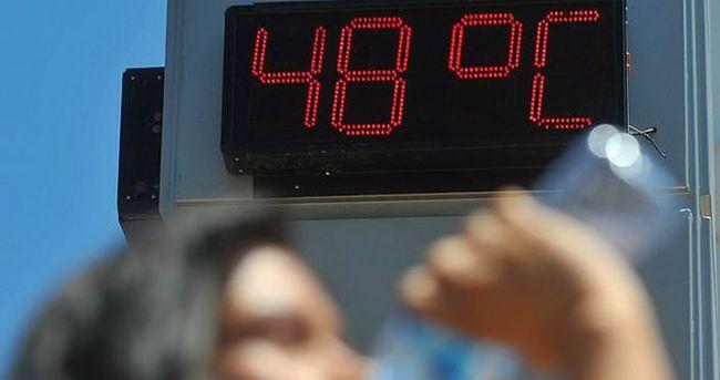 Akdeniz'de rekor sıcaklık bekleniyor
