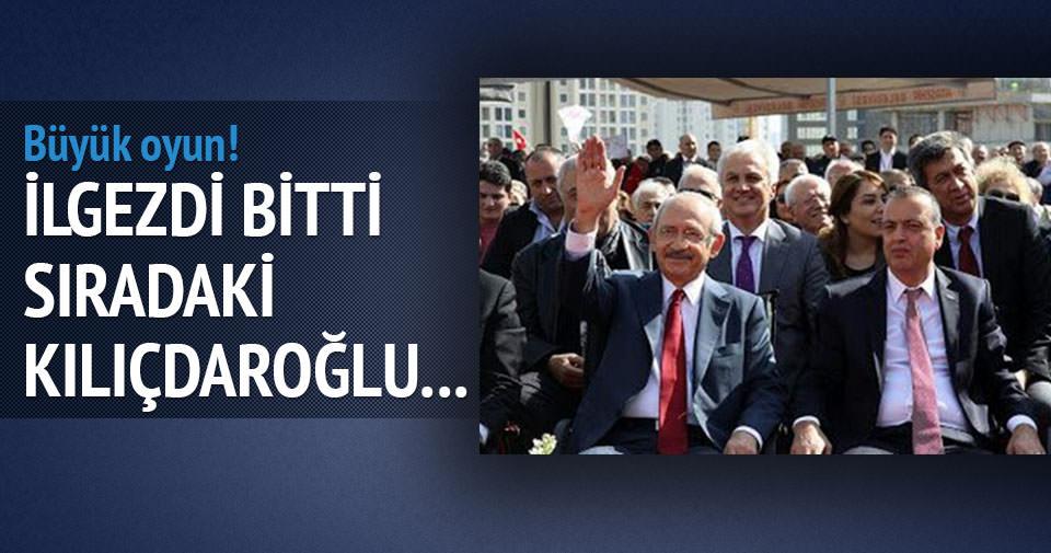 Battal bitti sıradaki Kılıçdaroğlu