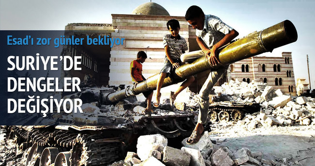Suriye'de dengeleri değiştirecek gelişme!