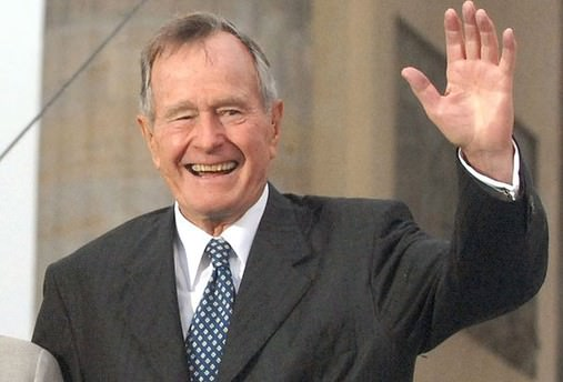 Baba Bush taburcu edildi