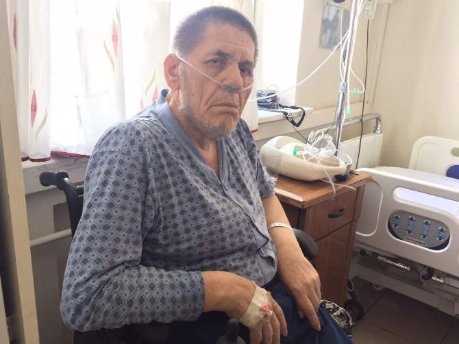 (Özel Haber) 20 Başhekim Eskiten Hasta 47 Yıldır Aynı Hastanede Tedavi Görüyor
