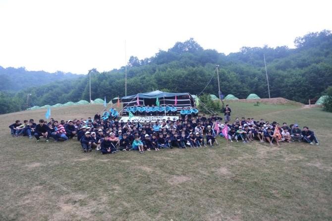 Diriliş Kamp Merkezi'nde Öğrenciler Unutamayacakları 3 Gün Geçiriyor