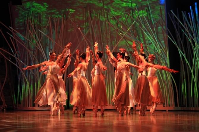 13. Uluslararası Bodrum Bale Festivali Başladı