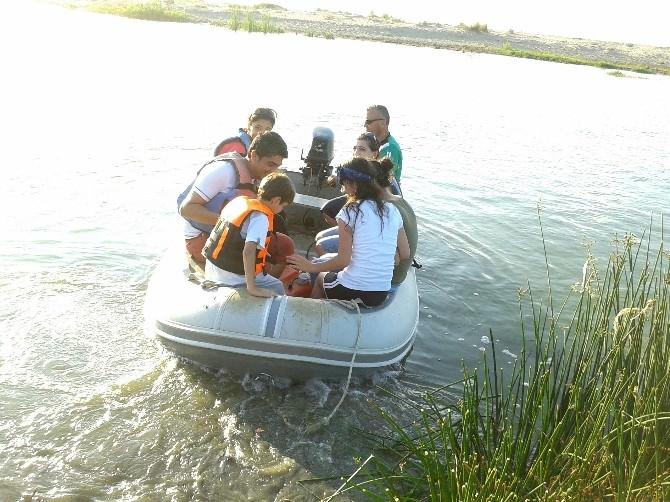 Mardinli Öğrenciler, Sarısu Kampında