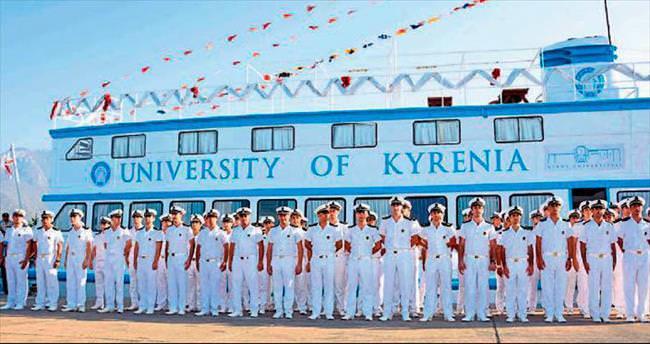 Denizcilik sektörü Girne'yle gelişiyor