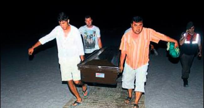 Pakistanlı turist denizde boğuldu