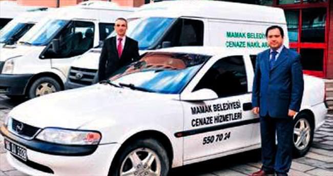 Mamak Belediyesi acıları da paylaşıyor
