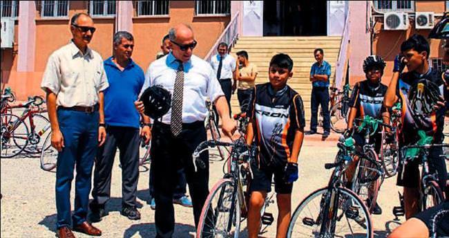 Yetiştirme yurdundan milli bisikletçiler yetişecek