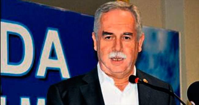 Berber: Muhalefet partileri kıvranıyor