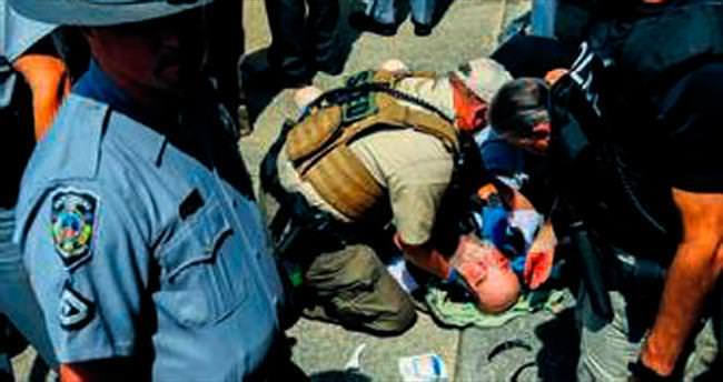 ABD'de ırkçılar çatıştı: 7 yaralı