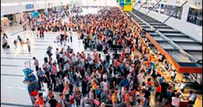 Antalya Havalimanı'ndan tarihi rekor