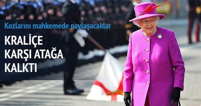 Kraliçe The Sun'ı mahkemeye veriyor