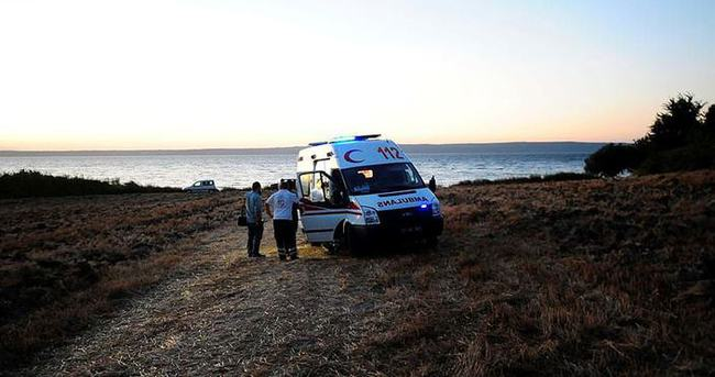 Deniz polisi boğularak yaşamını yitirdi