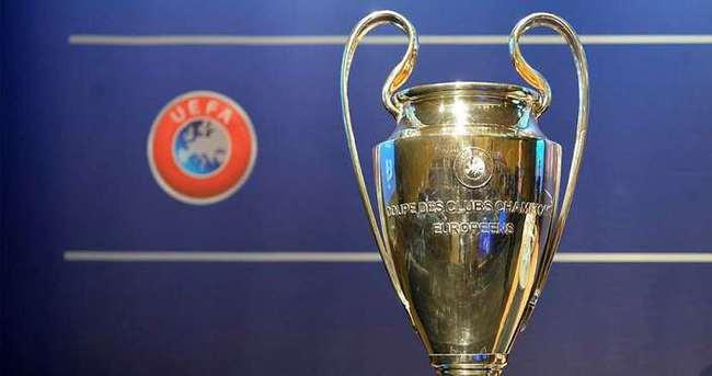 Şampiyonlar Ligi'nde rövanş heyecanı