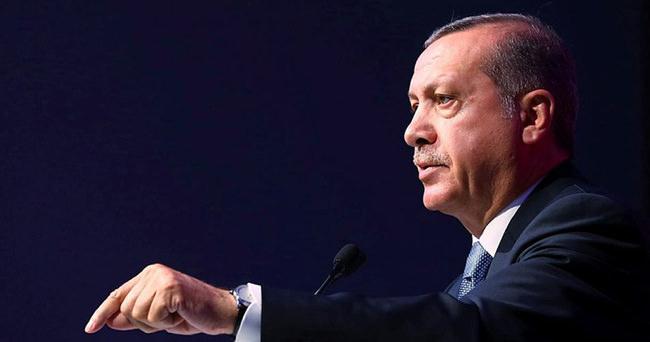 Erdoğan: Terörün dini yoktur