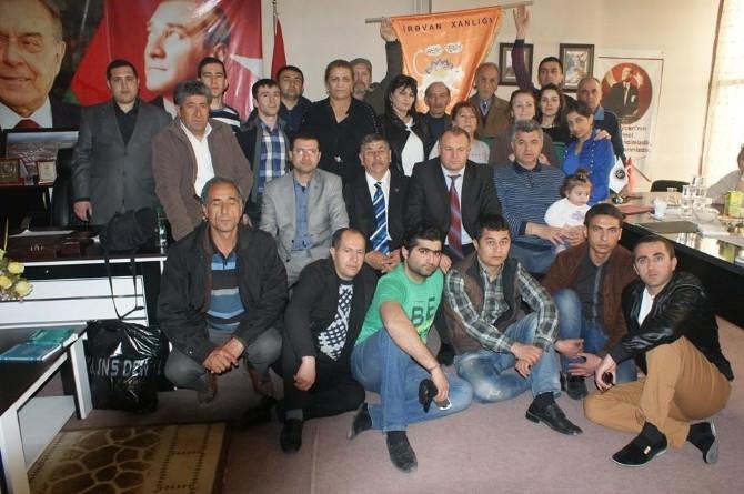 Ağayev En Başarılı Diasporacı Seçildi