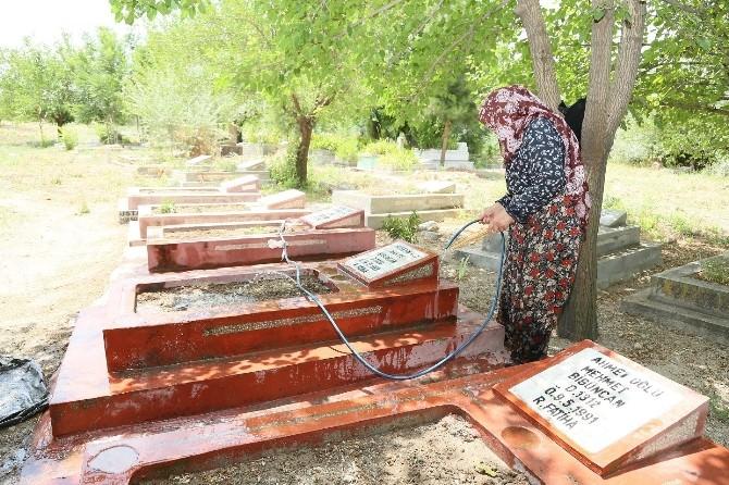 Mezarlıklar, Modern Görünüme Kavuşuyor
