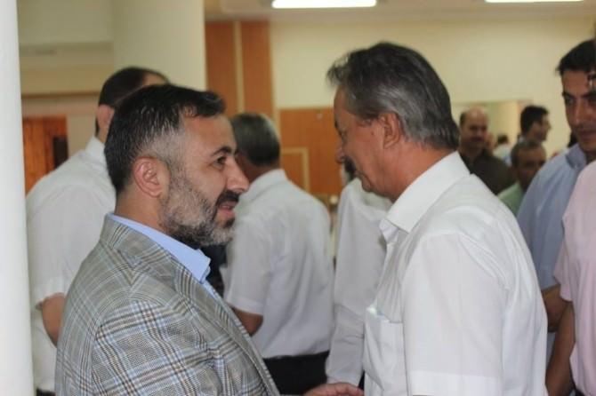 İl Genel Meclis Başkanı İl Özel İdaresi Personeli İle Bayramlaştı