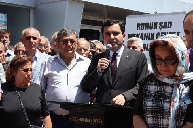 Kırşehir Eski Belediye Başkanı Hakkı Göçen'e Veda