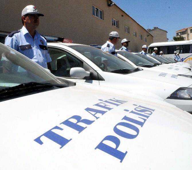 Bayramda Hatalı Sürücülere Ceza Yağdı