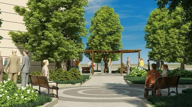 Parklar Sosyal Tesis Haline Dönüştürülecek