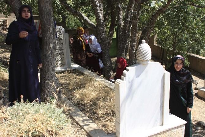 Seyyid Taha Hazretleri Türbesine Ziyaretler Sürüyor
