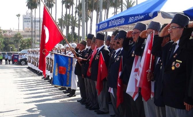 Kıbrıs Barış Harekatının 41. Yıldönümü