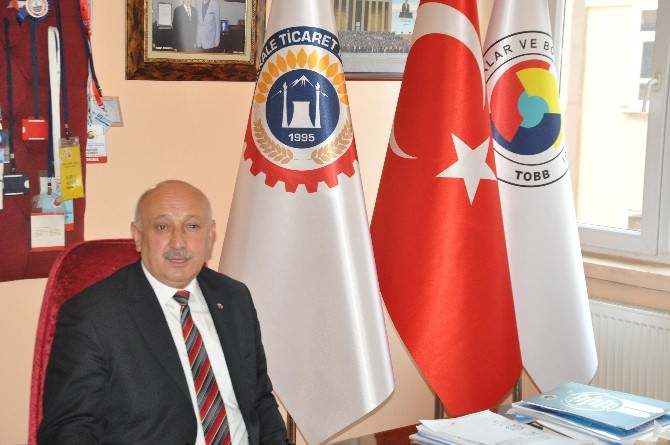 Kırıkkale Ticaret Borsası Başkanı Harun Sümer;
