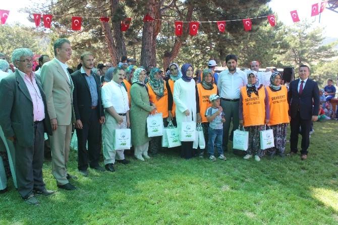 Derbent Fasulye Festivali Yapıldı