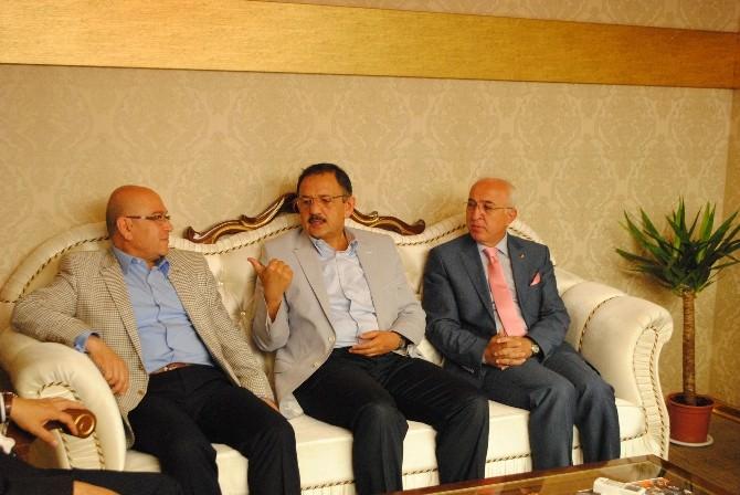 KTO'dan AK Partiye Ziyaret