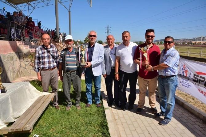 Kütahya'da Rahvan AT Yarışları