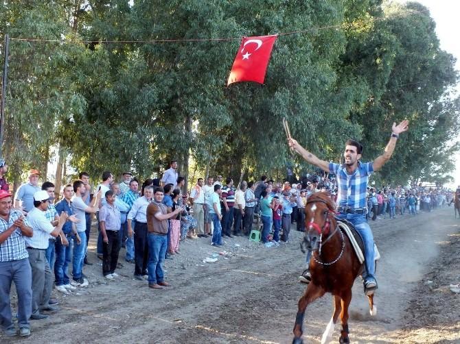 Köşk'te Rahvan Atlar Bayramda Nefes Kesti