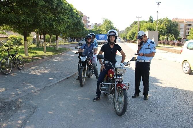 Çan'da Genel Trafik Denetimi
