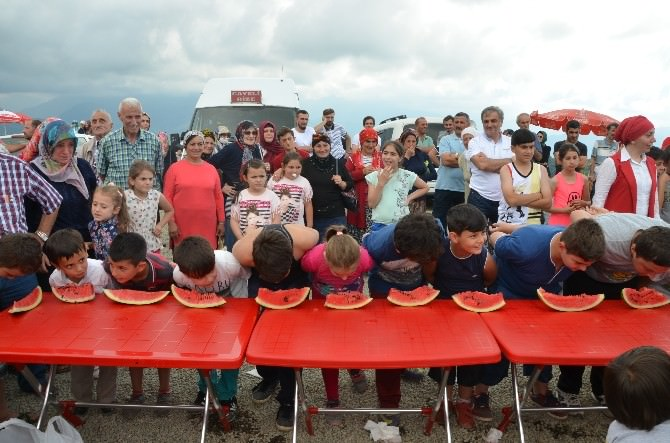 ''Çayeli'nden Öteye Kültür Ve Sanat Festivali Sona Erdi