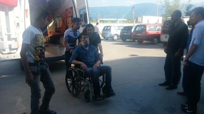 Sakarya'da Patpat Kazası: 4 Yaralı