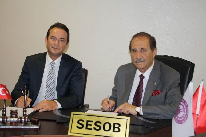 SESOB, Şekerbank İle Kredi Protokolü İmzaladı