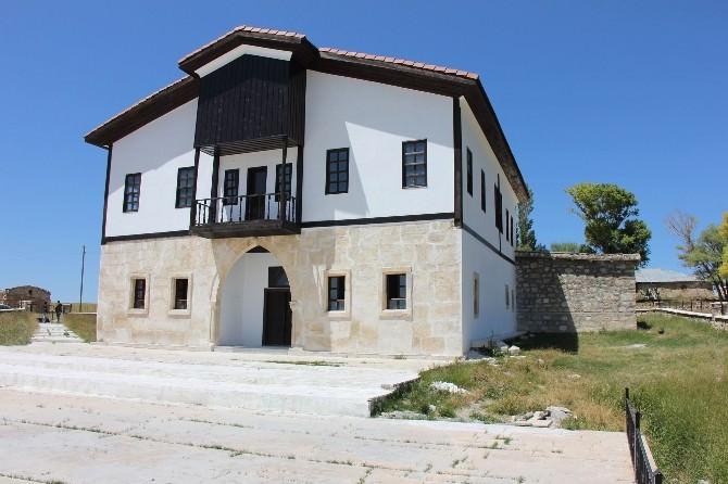 Tarihi Mihrali Bey Konağı Restore Edildi