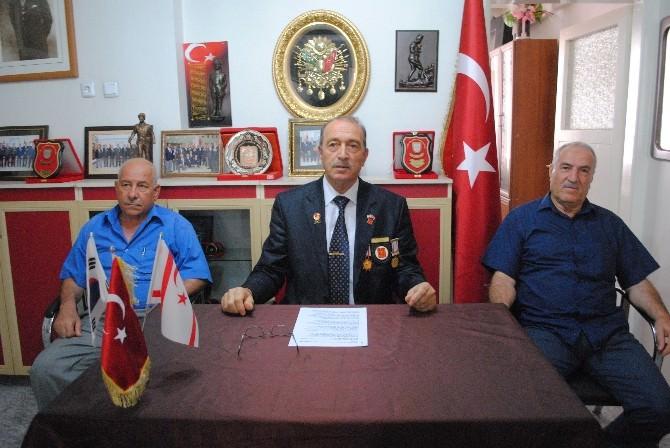 Elazığ'da Kıbrıs Barış Harekatının Yıldönümü Töreni