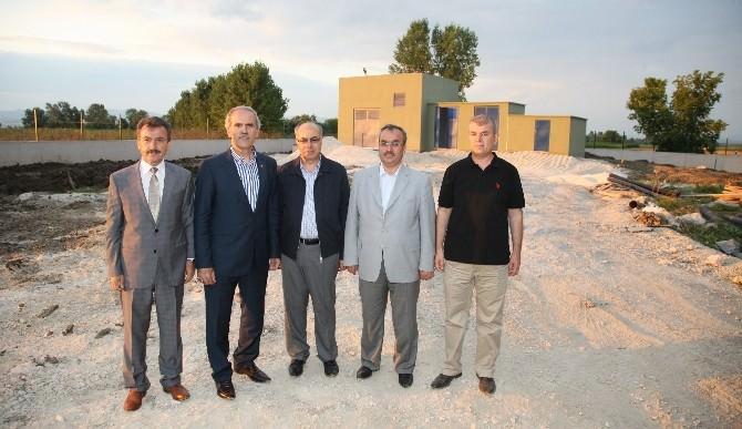Yenişehir'e Çifte Yatırım