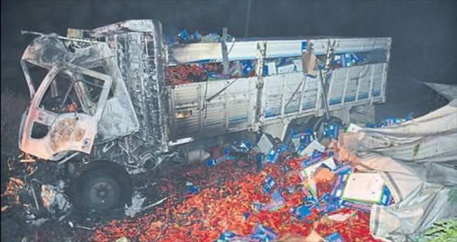 Manisa'da kaza bir can aldı