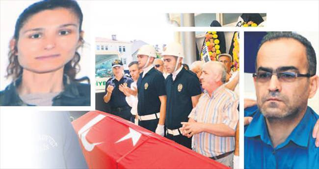 Kadın deniz polisi denizde boğuldu
