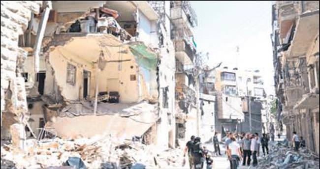 Esad, Türkmen köyüne saldırdı
