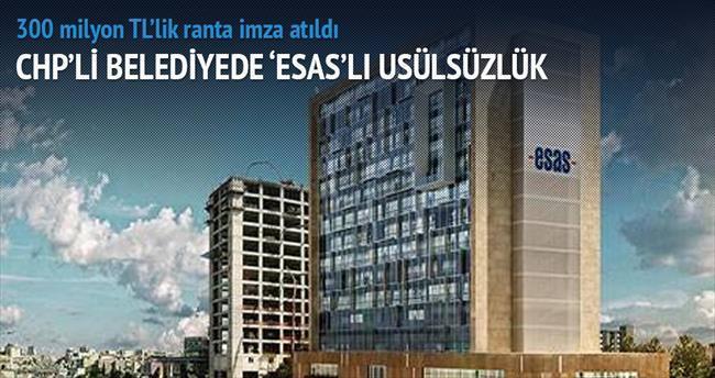 Esas Holding'e Kartal kıyağı