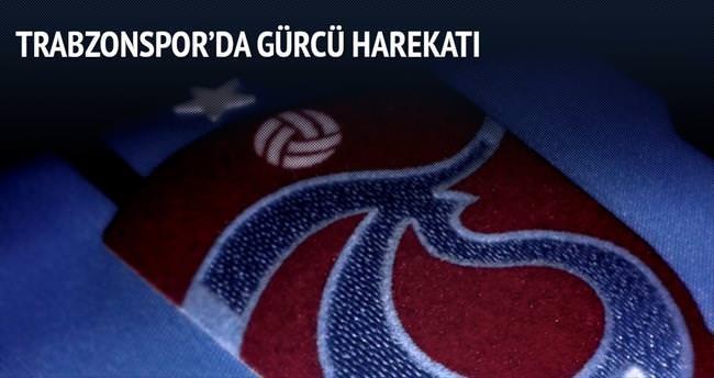 Trabzonspor'da Gürcü harekatı