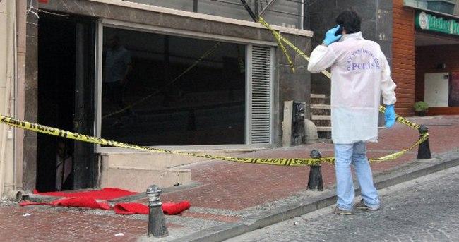 Şişli'de silahlı kavga: 1 ölü, 3 yaralı