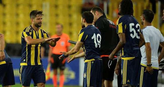 Fenerbahçe siyah bantla çıkacak