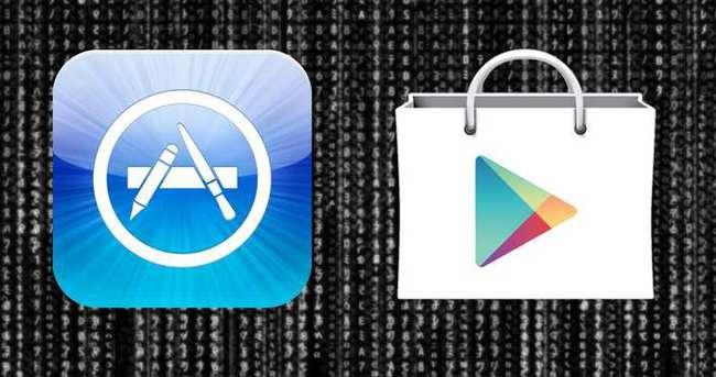 AppStore, Google Play'in önüne geçti