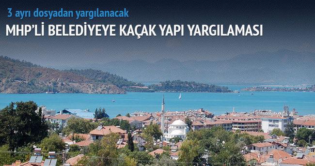 MHP'li Belediye Başkanı için kaçak yapı yargılaması
