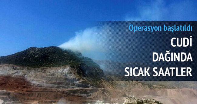 PKK iş makinasını yaktı, 2 kişi kayıp