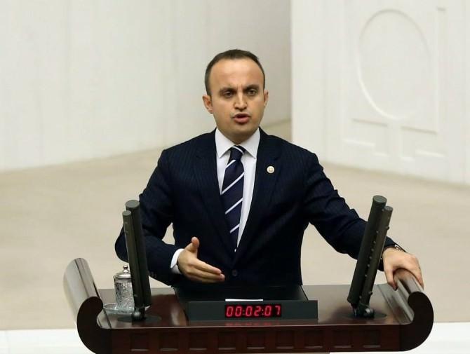 Milletvekili Turan'dan Teröre Karşı Ortak Tavır Çağrısı